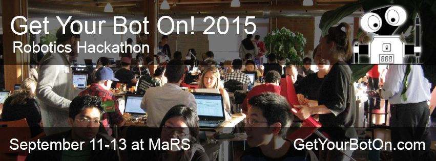 "Get Your Bot On! Robotics Hackathon ""Healthy: People and Environments"""