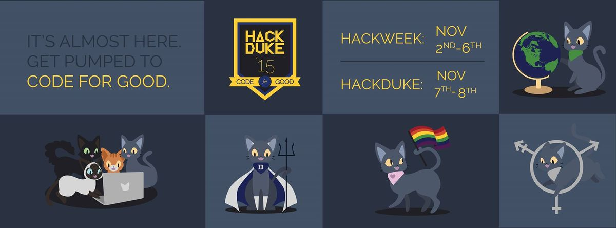 HackDuke 2015: Code for Good