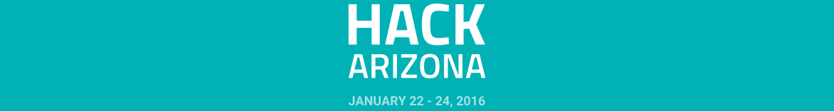 Hack Arizona 2016