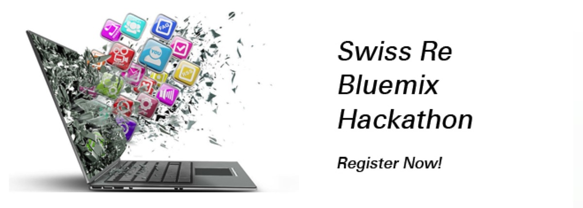 Swiss Re / Bluemix Hackathon 2016 Bangalore
