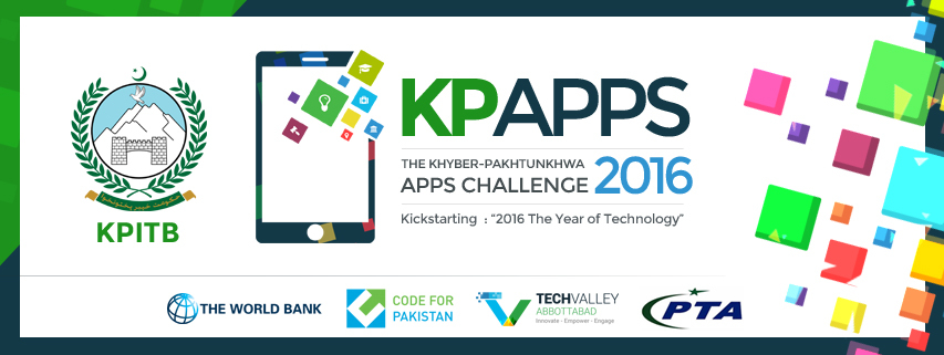 KPApps: The Khyber-Pakhtunkhwa Apps Challenge