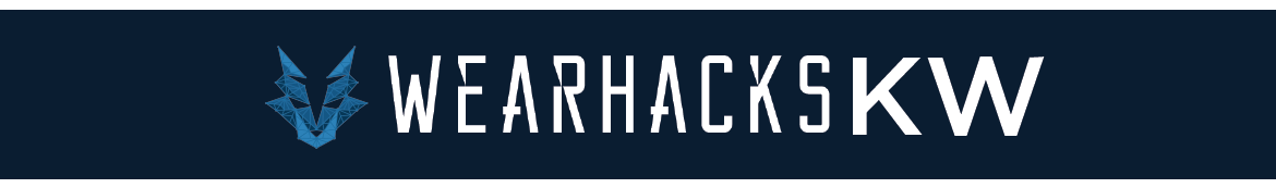 WearHacks Kitchener Waterloo 2016