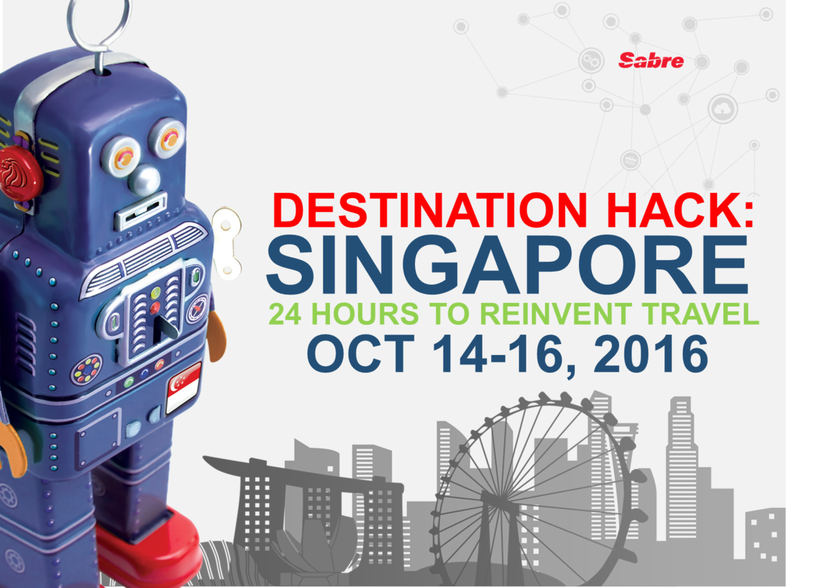 Sabre Destination Hack: Singapore