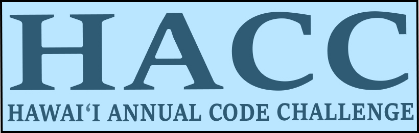 Hawaii Annual Code Challenge