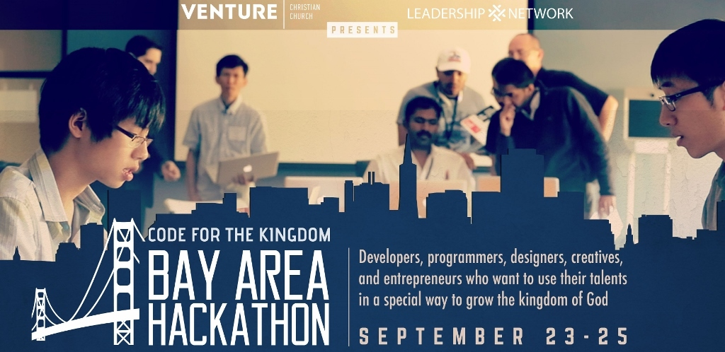 Code for the Kingdom Bay Area Hackathon 2016