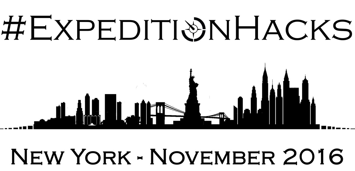 #Expedition Hackathons - NYC