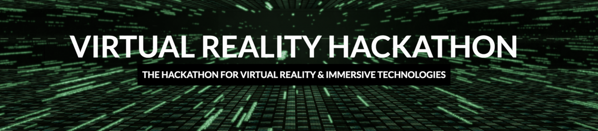 VR Hackathon at Microsoft Reactor December 2-4, 2016