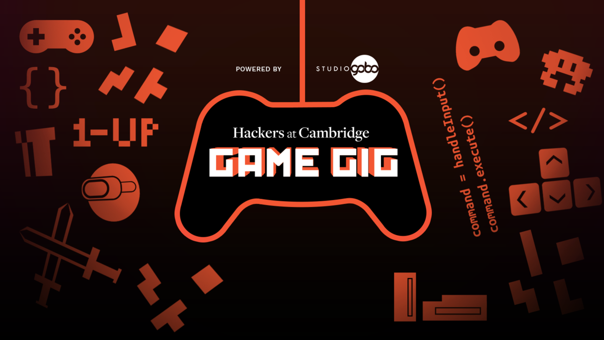 Hackers at Cambridge Game Gig