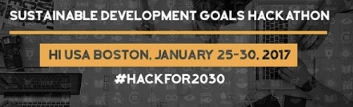 Hack for 2030