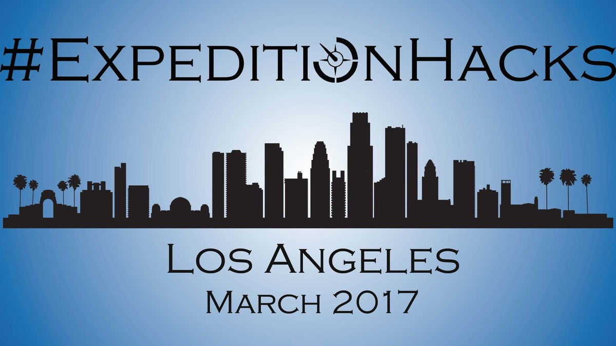 ExpeditionHacks LA 2017