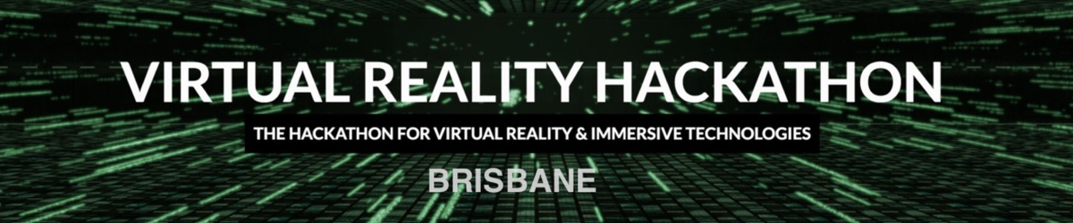 VR Hackathon at Brisbane Powerhouse, 2-4 June 2017
