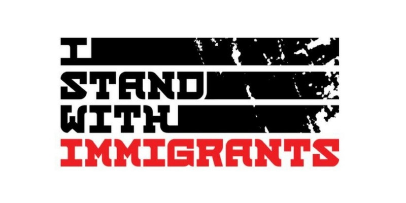 I STAND WITH IMMIGRANTS Hackathon