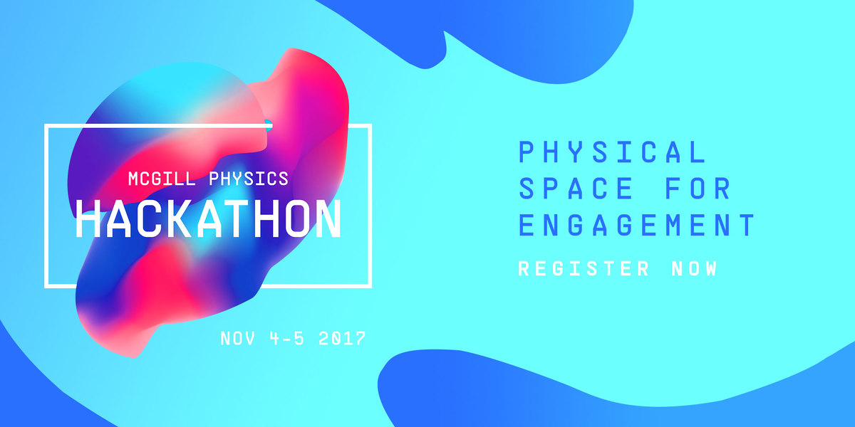 2nd Annual McGill Physics Hackathon