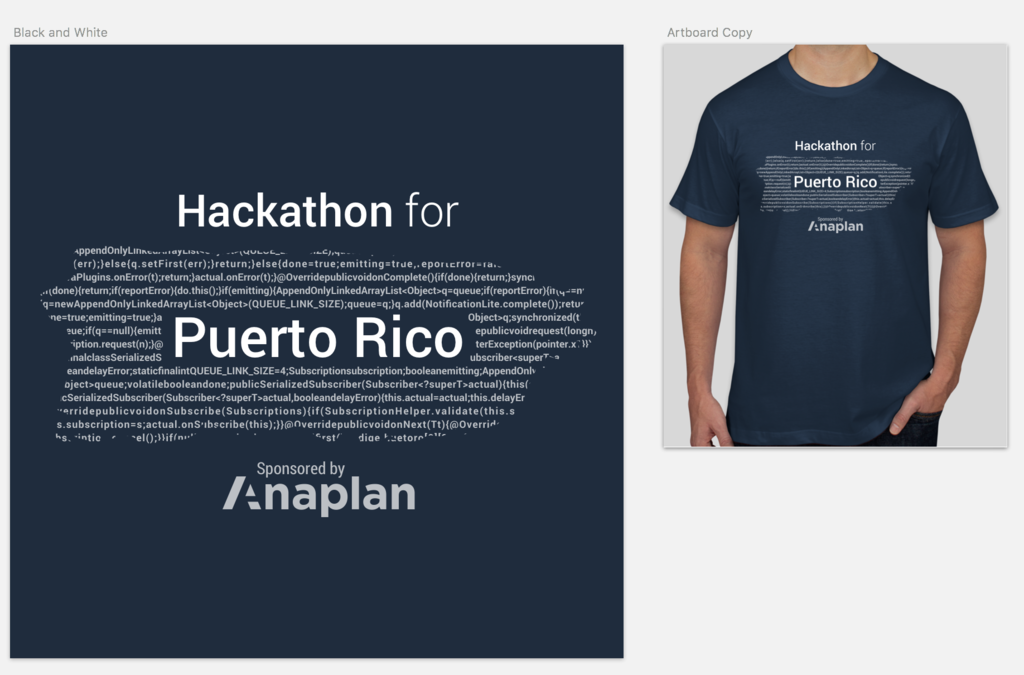 100Hacks Hackathon for Puerto Rico, sponsored by Anaplan