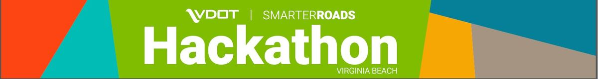 SmarterRoads Hackathon - Virginia Beach
