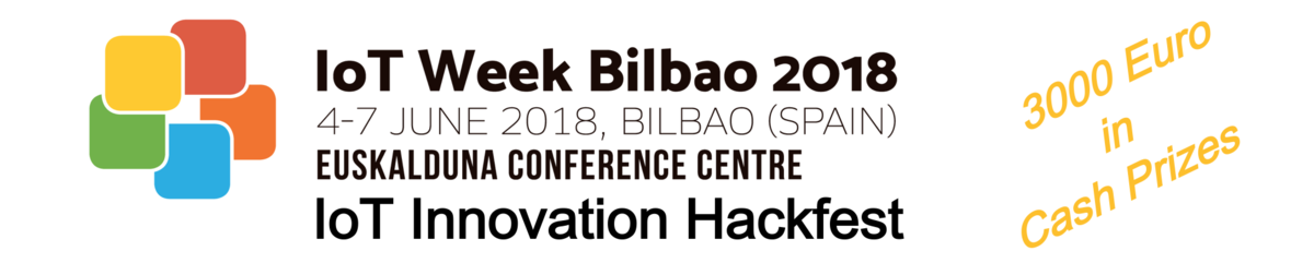 IoT Week 2018 - IoT Innovation Hackfest