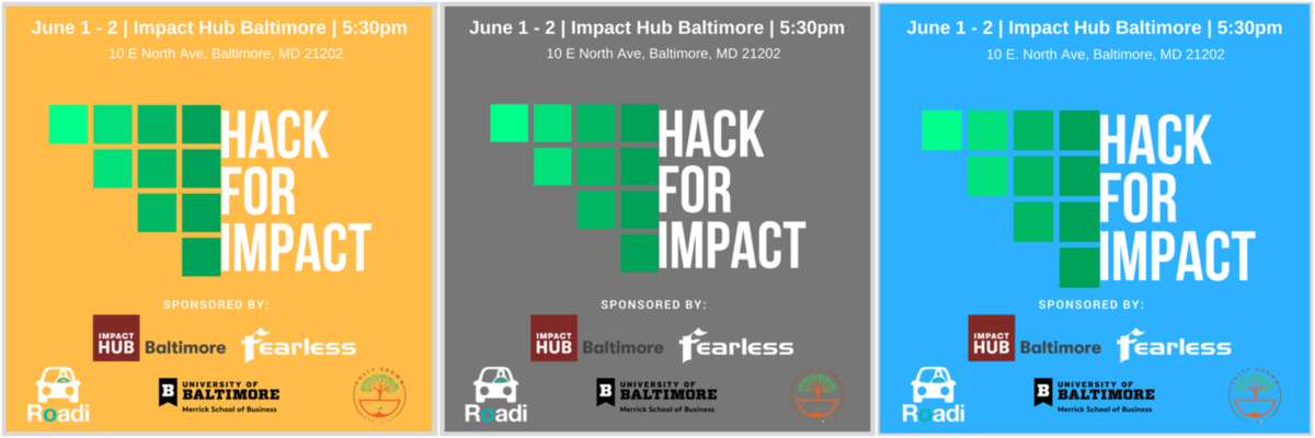 Hack for Impact