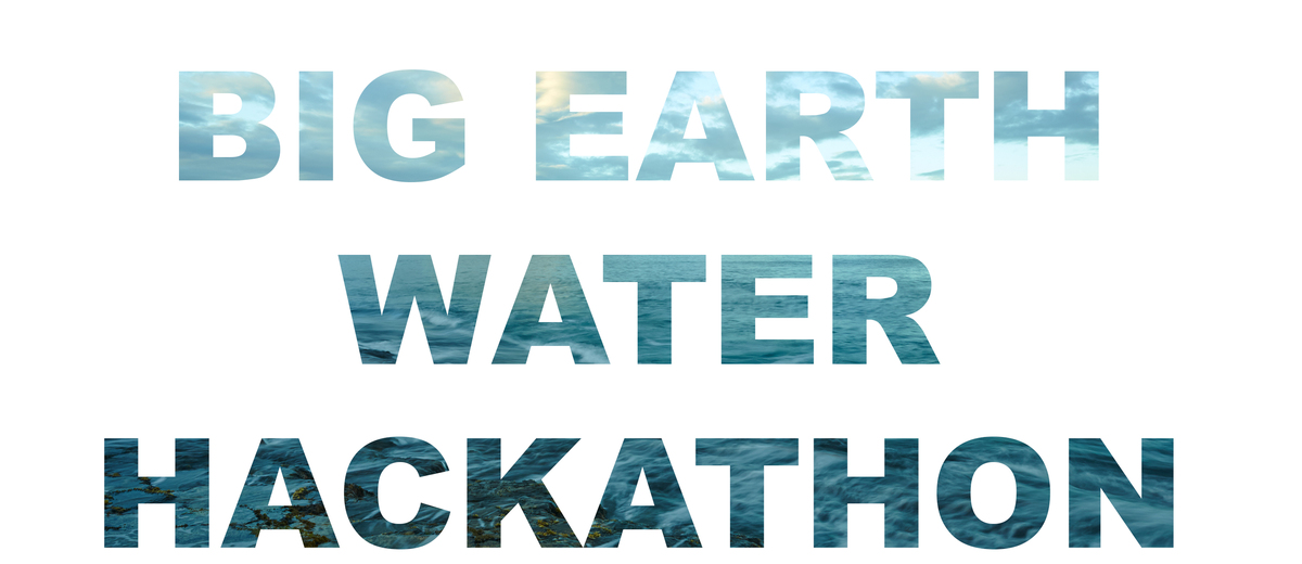 Big Earth Water Hackathon 2018