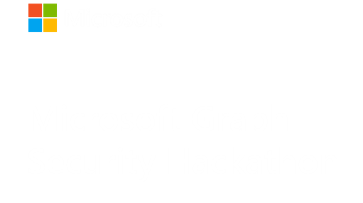 Microsoft Graph Security Hackathon
