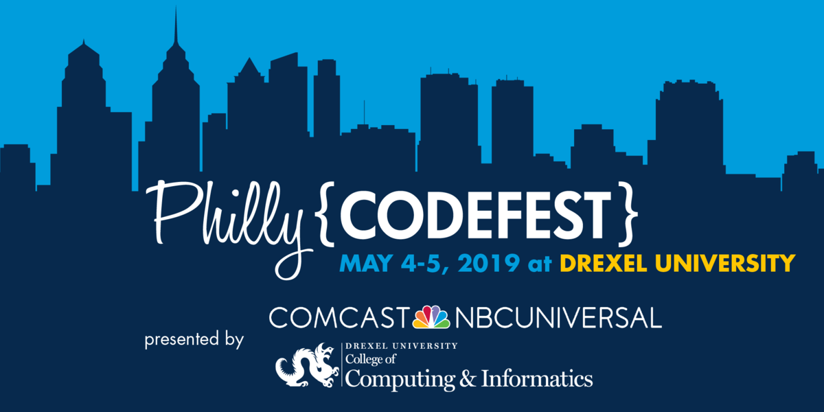 2019 Philly Codefest at Drexel University