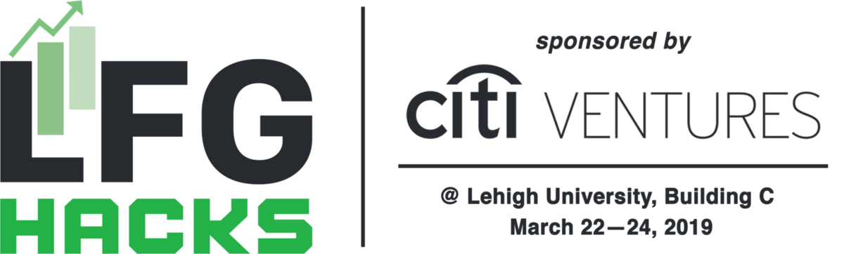 LFGhacks 2019 sponsored by Citi Ventures