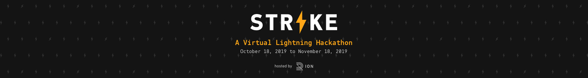 Strike: A Virtual Lightning Hackathon