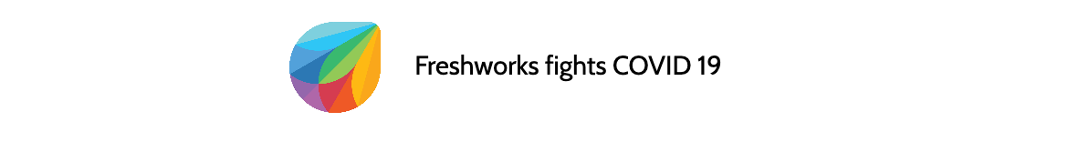 Freshworks Fights Covid