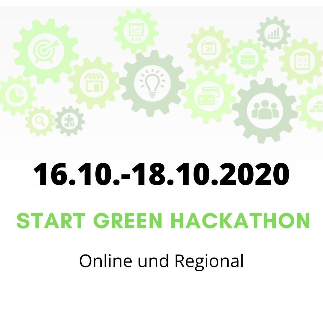 Start Green Hackathon 2020