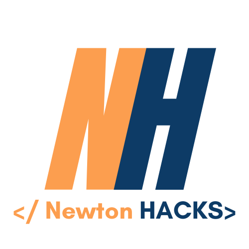 NewtonHACKS Session 1