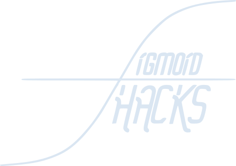 Sigmoid Hacks