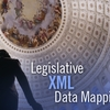 Legislative XML Data Mapping