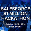 Salesforce $1 Million Hackathon 2014