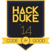 HackDuke Fall 2014: Code For Good