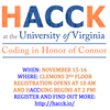 HACCK at UVA 2014