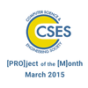 CSES Project of the Month (March '15)