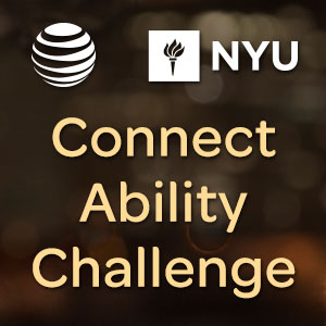 AT&T NYU Connect Ability Challenge: Help us, help millions