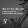 Whispir: Make Your App Talk