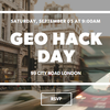 Geo Hack Day London
