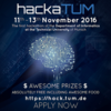 hackaTUM - Hackathon at the Technical University of Munich