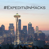 #ExpeditionHacks Seattle 2017