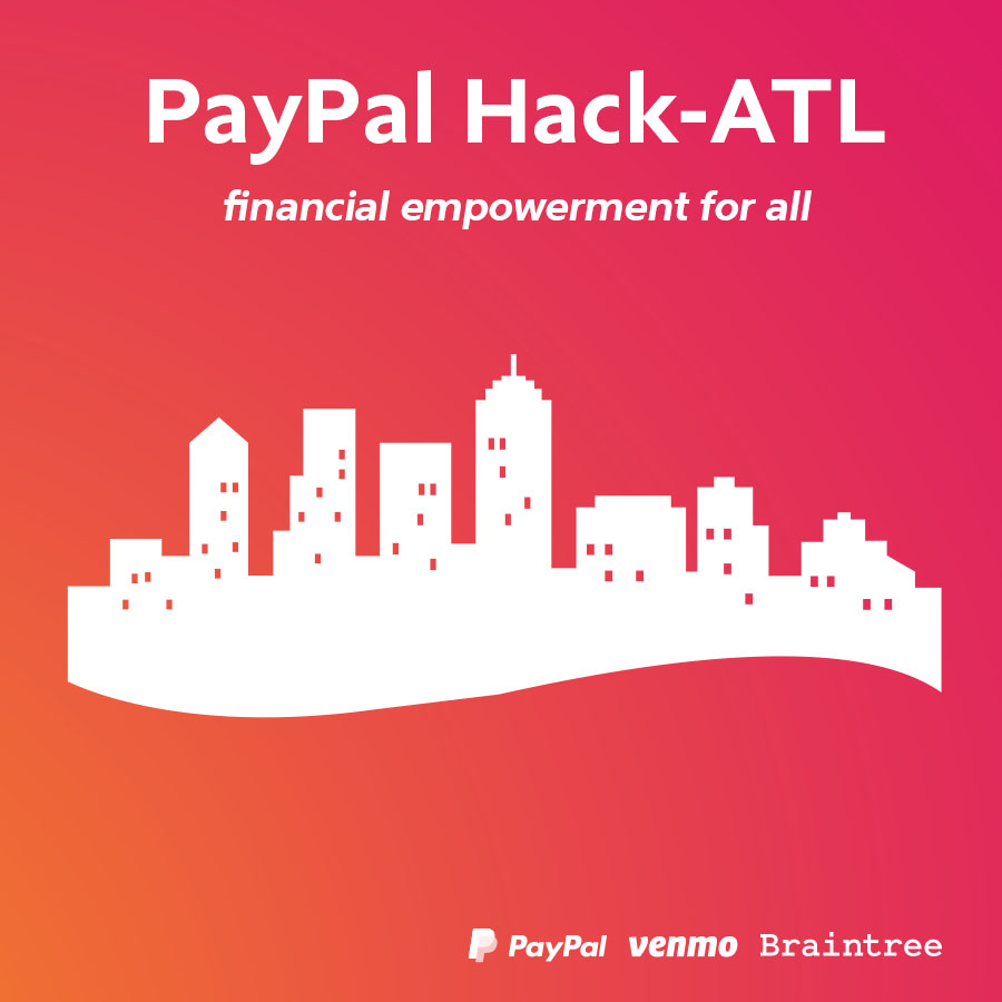 PayPal Hack-ATL: October 12-13, 2018 - Devpost