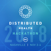 Distributed: Health Blockchain Hackathon 2018