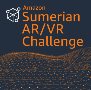 Amazon Sumerian AR/VR Challenge: Create AR, VR, and 3D apps