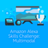 Amazon Alexa Skills Challenge: Multimodal