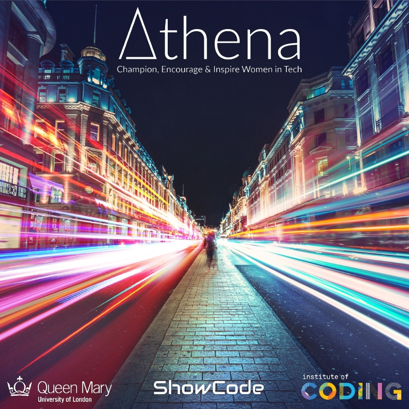 Athena Hack : Athena Hack is an all-female hackathon, for