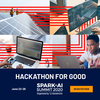 Spark + AI Summit 2020 Hackathon for Social Good