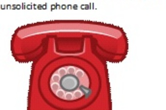 Dial *86 to report unwanted calls