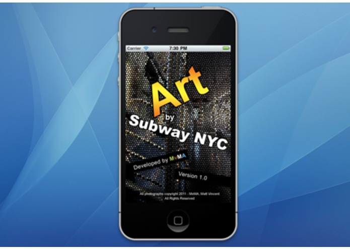 Art by Subway NYC – screenshot 1