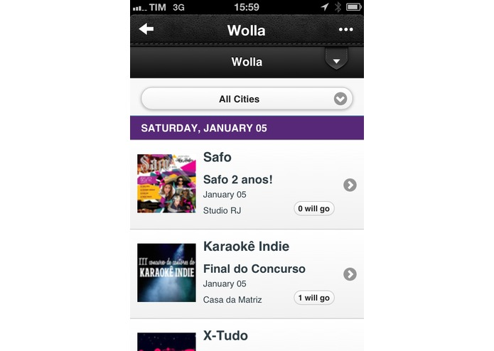 Wolla – screenshot 1
