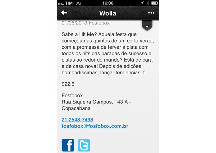 Wolla – screenshot 4